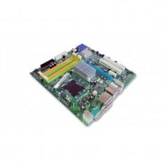 Placa de Acer MG43M, 4 x DDR3, LGA775, 6 x SATA2, PCI-Express, DVI, VGA - Placa de Baza Acer, Pentru INTEL, Mini-ATX