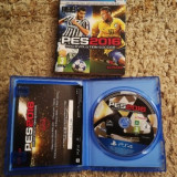 PES 2016 Pro Evolution Soccer 2016 PS4 Playstation 4 - Jocuri PS4