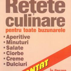 Retete culinare pentru toate buzunarele - Carte Alimentatie