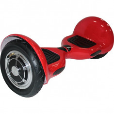 Scooter electric Myria MY7004 Smart Ride 10M rosu, 10 inch+ geanta inclusa - Hoverboard