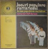 Vinyl/vinil Jocuri Populare Romanesti vol 3,Maramures,Oas-Lapus ST-EPE 01683,VG