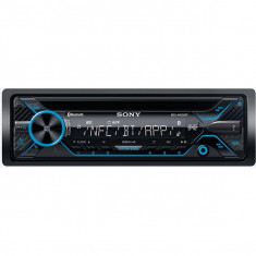 Radio CD auto SONY MEX-N4200BT, 4X55W, Bluetooth, NFC, USB - Blu-ray player