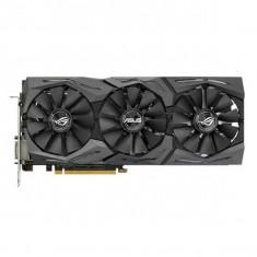 Placa video ASUS NVIDIA GeForce GTX 1060 Strix Gaming OC, 6GB GDDR5, 192bit, STRIX-GTX1060-O6G-GAMING - Placa video PC