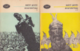 SABRI GODO - SKANDERBEG ( 2 VOLUME ) ( BPT 1069-1070 )