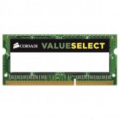 Memorie laptop Corsair 8GB DDR3L, 1333MHz, CL9, CMSO8GX3M1C1333C9 - Memorie RAM laptop