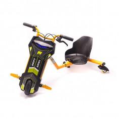 Tricicleta electrica FREEWHEEL Drift Trike V2, 8 inch, orange - Hoverboard