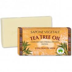 Sapun vegetal LA DISPENSA Tea Tre Oil 662, 100g