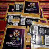 10 plicuri sigilate PANINI EURO 2012