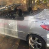 Peugeot 206CC Decapotabil, 206 CC, Benzina, Coupe