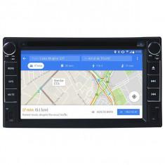 """DVD player auto MYRIA MY2105, 4x40W, 6.2"""", GPS, Bluetooth, negru - Blu-ray player"""