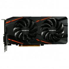 Placa video GIGABYTE AMD Radeon RX 580 GAMING, 4GB GDDR5, 256bit, RX580GAMING-4GD - Placa video PC