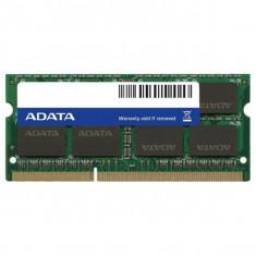 Memorie laptop ADATA 4GB DDR3L, 1600MHz, CL11, ADDS1600W4G11-S - Memorie RAM laptop