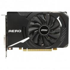 Placa video MSI NVIDIA GeForce GTX 1060, 6GB GDDR5, 192bit, GTX 1060 AERO ITX 6G OC - Placa video PC