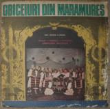 Vinyl/vinil Obiceiuri Din Maramureș,seria Obiceiuri La Români,ST-EPE 01909,VG
