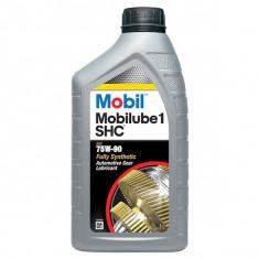 Ulei transmisie MOBIL SHC 45719, 75W90, 1l - Produs intretinere moto