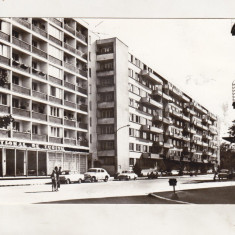 Bnk cp Timisoara - Str Piatra Craiului - uzata - Carte Postala Banat dupa 1918, Circulata, Printata