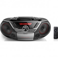 Radio CD PHILIPS Soundmachine AZ700T/12, FM, USB, Bluetooth, NFC - Aparat radio