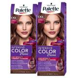 Pachet promo PALETTE Intensive Color Creme CK6 Saten Delicat, 2 x 110ml