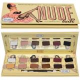 Trusã machiaj profesionalã 12 culori Nude Tude S.F.R. Color