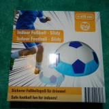 MInge de fotbal pentru interior. Indoor Football- Slidy Ball, minge pe covor