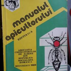MANUALUL APICULTORULUI EDITIA A VI A , STARE FOARTE BUNA .