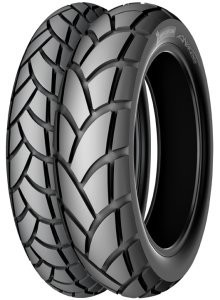Motorcycle Tyres Michelin Anakee 2 ( 150/70 R17 TT/TL 69V Roata spate, M/C ) foto mare