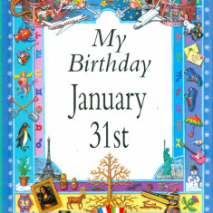 My Birthday January 31st - Carte astrologie