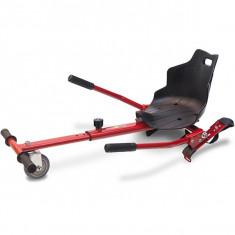 Kit adaptor FREEWHEEL Kart Kit, rosu - Hoverboard