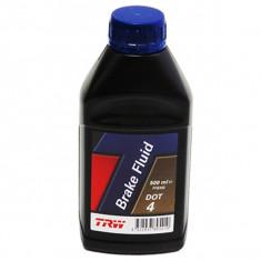 Lichid frana TRW PFB450 DOT4, 0.5l - Produs intretinere moto