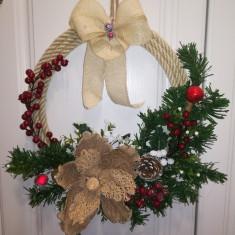 Coronițe și ornamente de Crăciun - Coronite Craciun