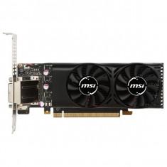 Placa video MSI NVIDIA GeForce GTX 1050 Ti 4GT LP, 4GB GDDR5, 128bit, GTX 1050 Ti 4GT LP - Placa video PC