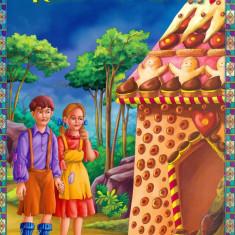 Hansel si Gretel - Carte educativa