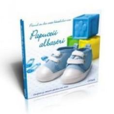 Papuceii albastri - Carte Ghidul mamei