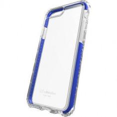 Husa Protectie Spate Cellularline TETRACPROIPH647B Albastru pentru APPLE iPhone 6, iPhone 6S - Husa Telefon
