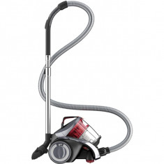 Aspirator fara sac DIRT DEVIL Rebel 54HF Metal Grey DD5254-3, 800W, 1.8l