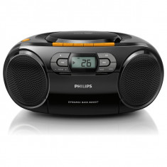 Radio CD Soundmachine MP3-CD, Caseta PHILIPS AZ328/12 - Aparat radio