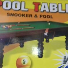 Masa biliard si snooker - Air Hockey