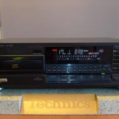 CD Player Technics SL-P999 cap de serie, telecomanda, poze reale, raritate