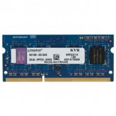 Memorie laptop Kingston KVR16LS11/4, 4GB DDR3L, 1600Mhz, CL11 - Memorie RAM laptop