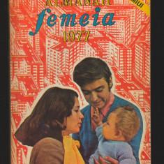 (C7939) ALMANAH FEMEIA 1977