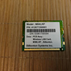 Placa Wireless Laptop Billionton MIWLRP