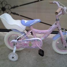 Angelina Ballerina / bicicleta copii 12