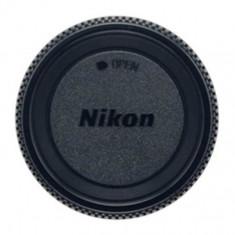 Capac obiectiv protectie body Dslr Nikon D80, D90, D100, D200, D300, seria D3000 - Capac Obiectiv Foto