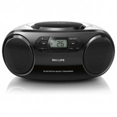 Radio CD portabil PHILIPS Soundmachine AZ330T/12, USB, Bluetooth, FM - Aparat radio