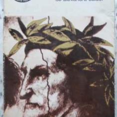 Dante Alighieri - Al. Balaci, 408182 - Biografie