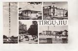 Bnk cp Targu Jiu - Vedere - uzata, Circulata, Printata