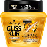 Tratament masca SCHWARZKOPF Gliss Oil Nutritive, 300ml