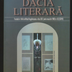 "(C7934) REVISTA ""DACIA LITERARA"" SEPTEMBRIE 2010"
