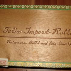 Cutie trabucuri --- Felix - Import - Roller
