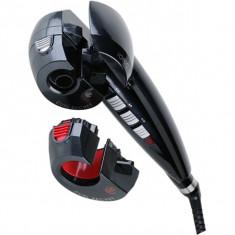 Ondulator automat BABYLISS Curl Secret 2 Curl & Volume C1300E, ionic - Placa de par
